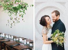 Honey of a Thousand Flowers - Natural Minimalist wedding (Salt Lake City, UT) (P
