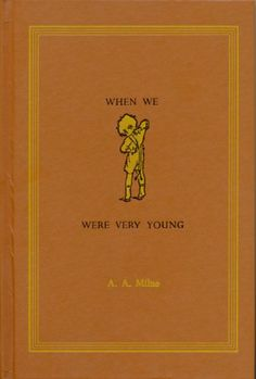 When We Were Very Young 1952 by A.A. Milne,http://www.amazon.com/dp/B003EGQ86M/ref=cm_sw_r_pi_dp_aNfntb0PZJJTS7ZB