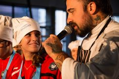 https://flic.kr/p/A51WK4 | l'Energia degli Chef - la finale | La finale tra la 3a I della scuola Fattori di Rosignano e la 3a A del Convitto Longone di Milano (Credits Flaminia Lera).