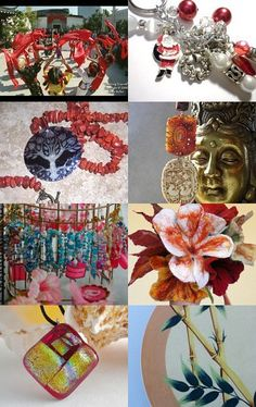 --Pinned with TreasuryPin.com  So happy to be included in this wonderful @Etsy Treasury by Elizabeth Graf!