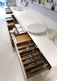 details in a modern kitchen
