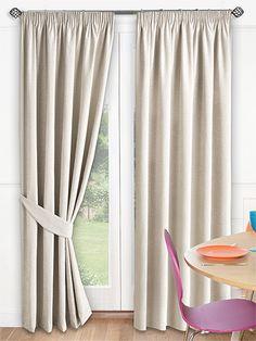 Hamilton Alabaster Ready Made Curtains from Blinds Lounge Curtains, Homemaking, Hamilton, Blinds, Living Room, Home Decor, Decoration Home, Home Economics, Room Decor