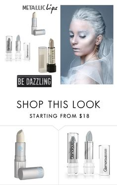 """""""Be Dazzling"""" by shistyle on Polyvore featuring beauty, Lipstick Queen, L.A. Colors and metalliclips"""