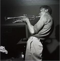 mpdrolet:  Miles Davis, 1954Francis Wolff