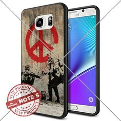 New Samsung Galaxy Note5 Case Banksy Street Art Man and Flower Cell Phone Case Shock-Absorbing TPU Cases Durable Bumper Cover Frame Black Lucky_case26 http://www.amazon.com/dp/B018KOSNOM/ref=cm_sw_r_pi_dp_PquAwb1MCTQN9