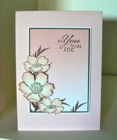 Fabulous Florets Pink by lincoln4460 - Cards and Paper Crafts at Splitcoaststampers