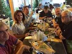 Enjoying Jidvei Wines, Rocca by the Jar, Romania