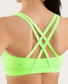 Energy Bra- favorite sports bra of all time
