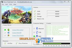 Brave Trials Hack Tool 2016 No Survey Android iOS Free Download http://www.downloadfriendlytools.com/brave-trials-hack-2016-no-survey-android-ios/