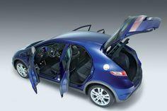 Honda Civic 5 Door Hatchback
