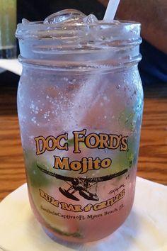 Doc Fords Mojito Sanibel Island