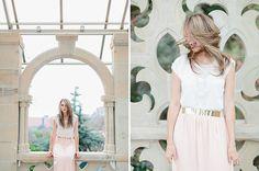 Blush dotted maxi skirt as worn by LAURA JANSEN by Rensche Mari #swishdresses #ss14 Boudoir, Gowns, Bespoke, Skirts, How To Make, Blush, Dresses, Fashion, Vestidos