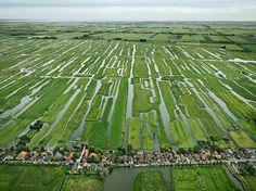 Grootschermer, the Netherlands - Edward Burtynsky WATER Web Gallery