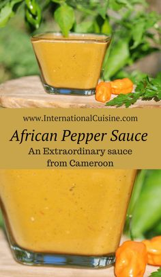 This African pepper sauce recipe from Cameroon is an exceptional sauce. You can tone down the heat with a little mayonnaise and it could be used as a sandwich spread or dip for just about anything. Chutneys, African Pepper Sauce Recipe, Recipe For Pepper Sauce, Hot Pepper Recipes, West African Food, Hot Sauce Recipes, Sauce Barbecue, Salsa Picante, Sandwich Spread