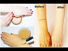 Magic Skin Whitening & Brightening Face & Body Scrub + Pack (Works in 2 Days With Demo) - YouTube