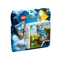 LEGO Legends of Chima: Nest Dive - Eglor 8 (70105)  Manufacturer: LEGO Enarxis Code: 012946 #toys #Lego #chima