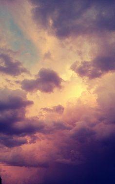 Himmel über Pula heute www.inistrien.hr #Pula #Istrien #Natur