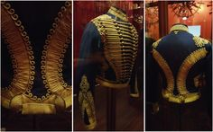 Dolman, Ordonnans 'onderofficier' King William III, Holland 1840 - 1880 — at Nationaal Militair Museum, Holland.
