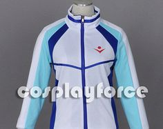 Free! Anime Haruka Nanase Iwatobi High School Cosplay Uniforms