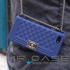 This fun and desirable design that can surely satisfy your sense of style, this protective Luxury Bling Chain Bag case with Chanel Lego design is precisely made for your Samsung cell phone. Crafted from fine quality Silicon material for durability, this protective case is made to protect your phone from against any type of danger such as scratches, bumps, and abrasion.