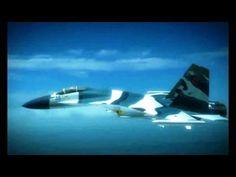 Sukhoi - Su-35 Flanker-E Stealth Fighter Combat Simulation [480p] - YouTube