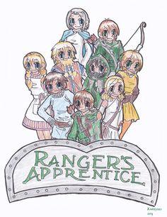 alyss mainwaring ranger's apprentice - Google Search