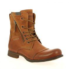 marque #BUNKER modèle POR couleur #Tan  Disponible en ligne www.bessec-chaussures.com et dans les magasins #Bessec chausseur depuis 1862