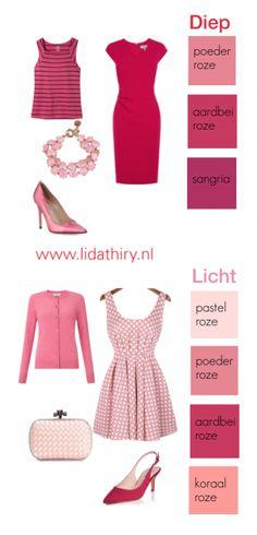 De goede kleur roze maakt jonger (1) Klik op de afbeelding voor het blog! #BesteKleurRoze #BesteKleurRoze