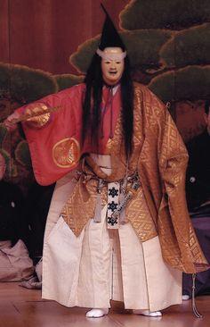Japanese Noh theater