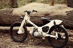 Pips Honda C90 - Page 2 - The Bikeshed Forums