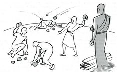 Vallotton Annie Vallotton drawings _Good news bible