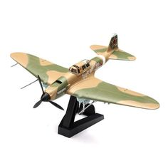 Easy Model Trumpeter 1/72 IL-2M3 36411 Platinum Collectiable Assembled Model Building Kits Best Gift Home Decor For Kids