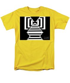 Men's T-Shirt (Regular Fit) - Geometric 1287