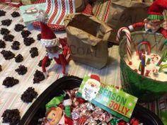 Elf on the Shelf Making Coal