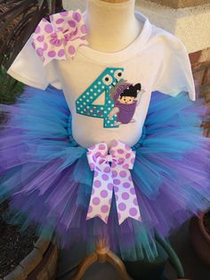 So Affordable Monsters Inc Boo Birthday by BooBooKittyBirthdays