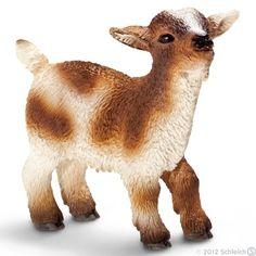 Dwarf Goat Kid 13716 Item Page - Schleich Toys Animals Website