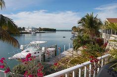 Tropical Keys Home - View, 40' Deep Dock, Kayak