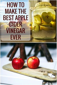How To Make The Best Apple Cider Vinegar Ever - Apple cider vinegar has so many uses, including salad dressing and turning milk into buttermilk. Some people swear by cider vinegar as a digestive aid, a skin care product and hair conditioner. And it's so easy to make!