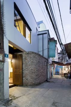 Gallery of The Innovation House / MON Atelier Architecture - 1