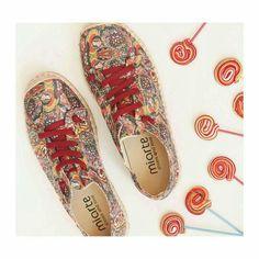 Doçuras de sapatos para alegrar o seu dia  | P: 79,90 eaicomprou.miarte.com.br #queromiarte #sweet #Eaicomprou