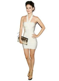 well this is glorious http://www.ustrendy.com/store/product/33445/bqueen-bow-bandage-dress-white-h048b