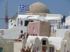 Greece, including Santorini and Mykonos, has been my one of the most spectacular trips I've ever taken thus far.