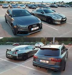 Audi RS6 or Nissan GT-R?