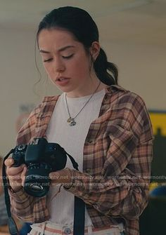 Other Outfits, Cute Outfits, Fashion Tv, Fashion Outfits, Tv Show Outfits, Sweet Magnolia, Lara Jean, Urban Outfitters Shorts, Movies And Tv Shows