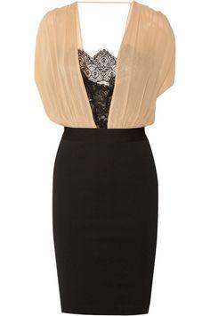 Malene Birger lace-trimmed dress