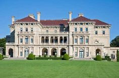 "On my ""to see"" l list this spring...The Breakers, Newport, RI"