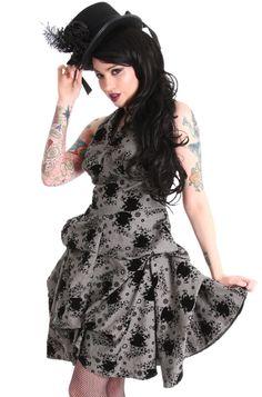 Spin Doctor - Adonia Dress