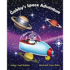 #BookReview of #GabbysSpaceAdventure from #ReadersFavorite - https://readersfavorite.com/book-review/gabbys-space-adventure  Reviewed by Kristen Van Kampen (Teen Reviewer) for Readers' Favorite  Gabby's Space Adventure by Angel Krishna is an inspiring, well written children's book about a young hippo named Gabby. Gabby has always wanted to go to space and have adventures. People always question her dream, though. One day a group of children wonder why she'd want to go to space, and if she…