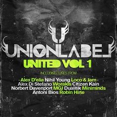 FIRST UNION LABEL COMPILATION OUT 24 OF FEB!!!   including tracks from: Alex D'elia,Nihil Young,Alex Di Stefano,Worakls,Loco,Minimind,Norbert Norbert Davenport II,Robin Hirte,   Antoni Bios,Dualitik!    Released by: Frequenza Records   Release date: Feb 24, 2012