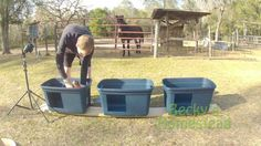 Easy to Make Nesting Boxes for Chickens - Chicken Egg Laying Boxes - Chicken Egg Production...I'll be doing THIS one!